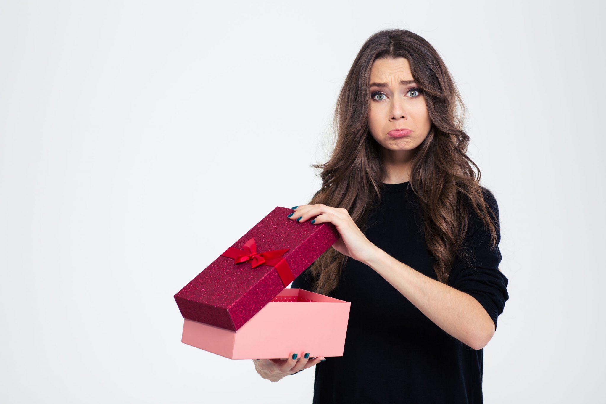 Qué hacer con los <a href='https://www.tablondeanuncios.com/regalos-originales-para-navidad.php' rel='nofollow'>regalos de navidad</a> que no te gustan