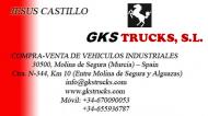 GKS Trucks - Listado de empresas de compra venta de vehículos usados y de ocasión en Murcia