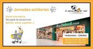 Jornadas Solidarias en TiendAnimal Córdoba - Eventos celebrados a favor de los animales