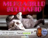Mercadillo solidario - Eventos celebrados a favor de los animales