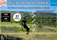 Ruta canina solidaria - Eventos celebrados a favor de los animales