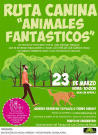 Ruta de educación ambiental y animal para niños - Eventos celebrados a favor de los animales