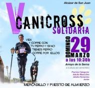 V Canicross solidario - Eventos celebrados a favor de los animales