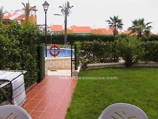 Alquilo apartamento vacaciones en vera playa almeria