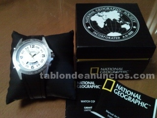 tabl n de anuncios com vendo reloj national geographic On reloj national geographic