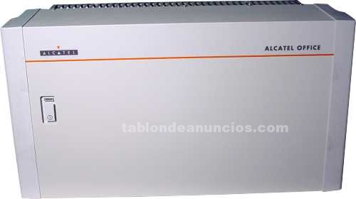 Tabl n de anuncios com central telef nica rdsi alcatel for Oficina ups madrid