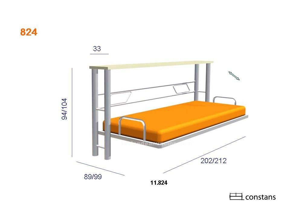 TABLÓN DE ANUNCIOS - Vendo cama plegable/abatible de ... - photo#26