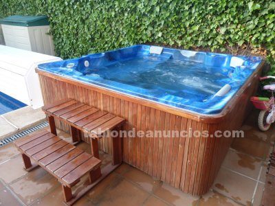 Jacuzzi Para Exterior. Gallery Of J Spa Lifestyle With Jacuzzi Para ...