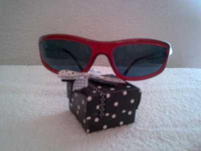 Vendo gafas de sol originales de la marca vogart, sport y juvenil