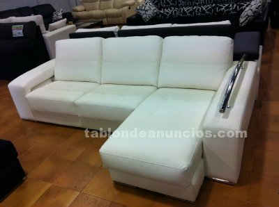 Tabl n de anuncios sofa cheslong for Sofa cama cheslong