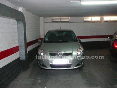 Vendo plaza garaje zona Miraflores/Cuellar