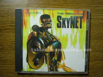 Se vende skynet (the terminator) - pc - año 1996