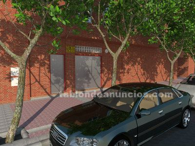 Vendo local - zona salvador allende - 94m2
