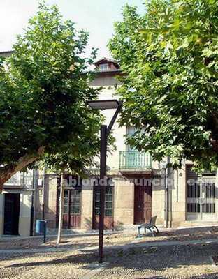 Edificio ideal restauracion en venta centrico ourense