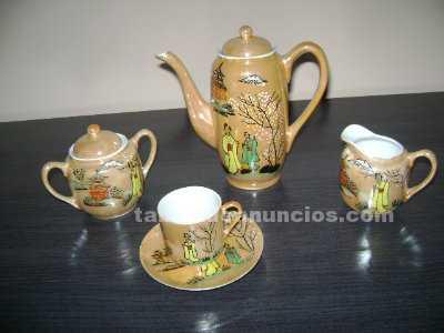 JUEGO DE CAFE CHINO