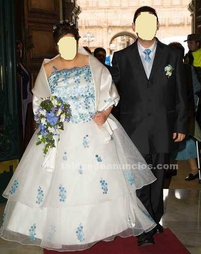 tablÓn de anuncios - vestido de novia impecable