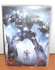 Dvd pelicula transformers 1