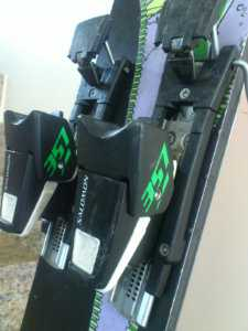 Vendo monoski atomic