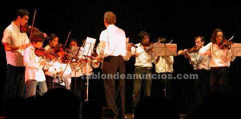 Violín clases (suzuki, conservatorio, abrsm) -madrid