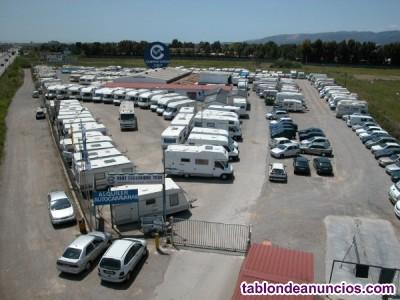 Parking coches, camiones, furgones,minibuses, maquinaria