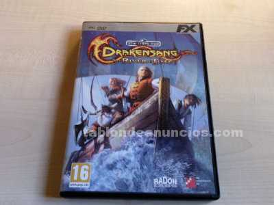"Juego de rol fx [pc-dvd] ""drakensang: the river of time"""