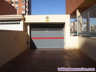 Vendo plaza de garaje en avda. Blasco ibañez (castellón)