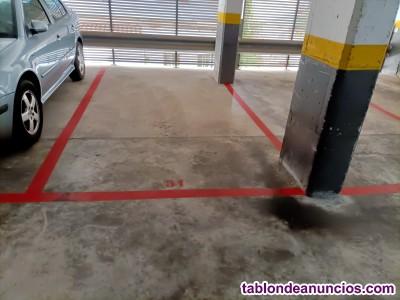 Plazas de parking en al quile por dias y por meses  garaje rubens---