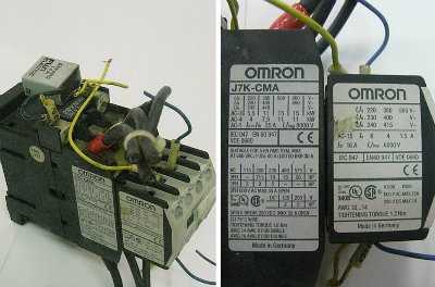 Componentens electricos fuji