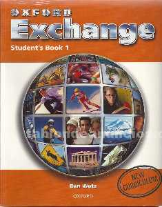 Oxford exchange student's book 1º eso