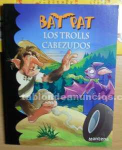 Libro infantil Batpat: Los Trolls cabezudos