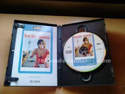 Dvd película lucía y el sexo
