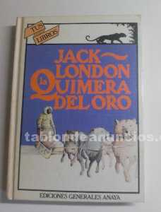 Libro Jack London: La quimera del oro