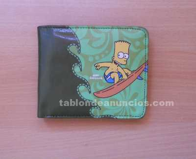 Cartera bart de los simpsons