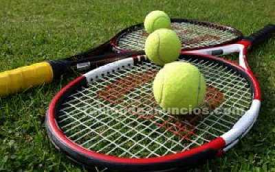 Profesor clases de tenis