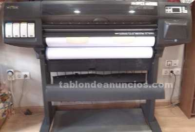 Plotter hp designjet 1050 c