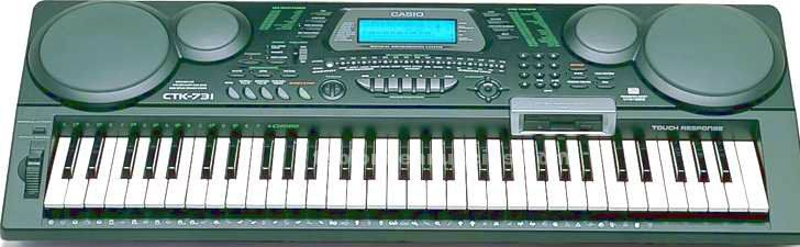 Casio ctk 731
