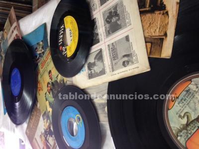 COMPRO DISCOS LPS Y SINGLES.años 50,60,70,80,90. Asturias y toda España!!