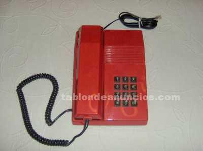 Tel�fono de teclas modelo teide