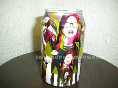 Coca cola light edición limitada para portugal