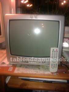 Vendo tv convencional peque�a. Madrid