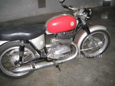 Bultaco senior 200