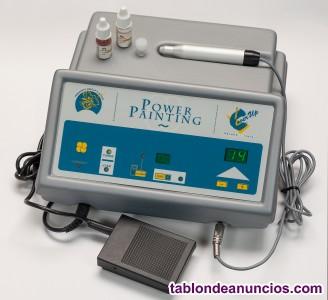 Máquina micro pigmentación y tatuaje