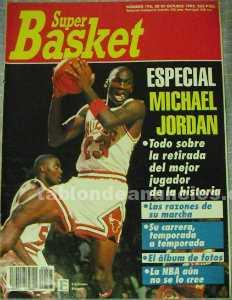 Michael jordan - retirada de 1993