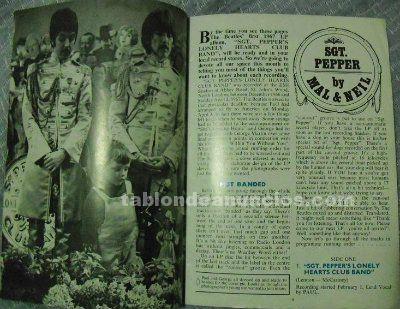 The beatles monthly book - nº 47 - junio de 1967 - especial ''sgt. Pepper's''