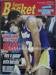 Magic johnson anuncia su retirada