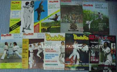 Revistas el budoka