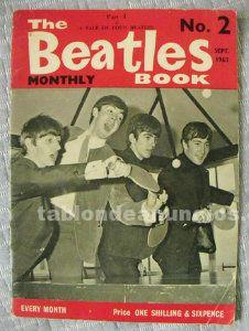 The beatles monthly book - n�meros 2, 4 y 5