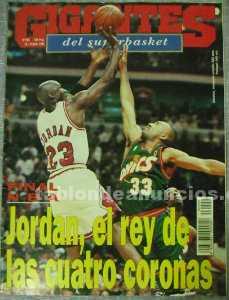 Michael jordan - título de 1996