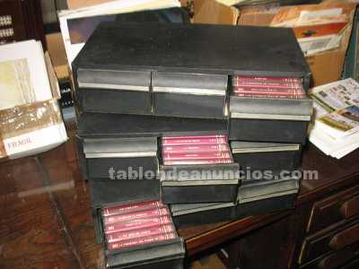 60 casetes zarzuelas