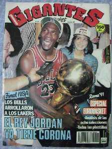 Michael jordan - título de 1991